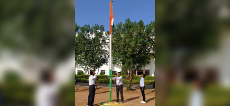 AITS, Kadapa celebrates 71st Republic Day