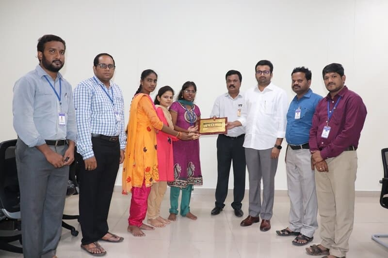 AITS, Kadapa Students Get Placement in HCL through Campus Drive