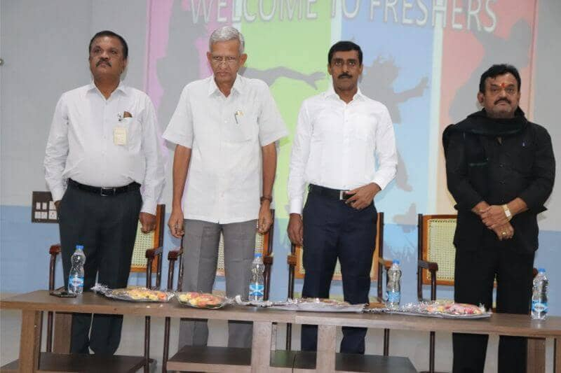 AITS Kadapa Fresher's day 2019